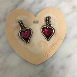 Reversible Brighton earrings